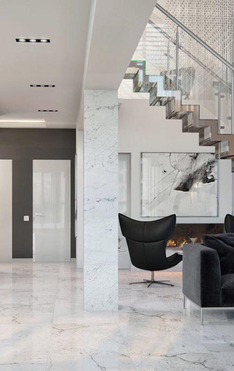 Квартира в ЖК «Арт Резиденс», 200 кв. м.