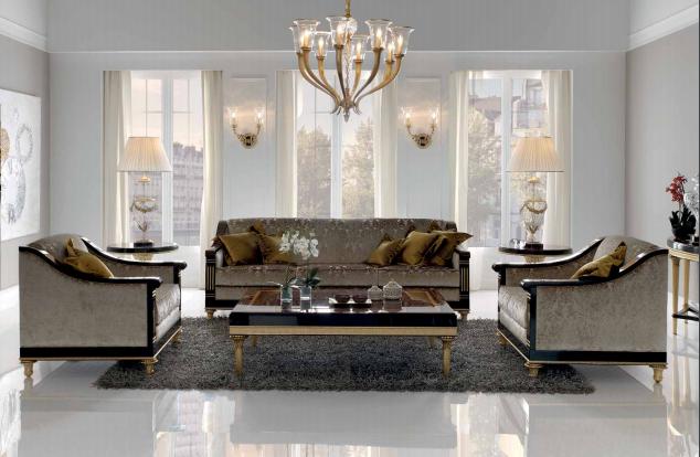 Мебель разная классическая
